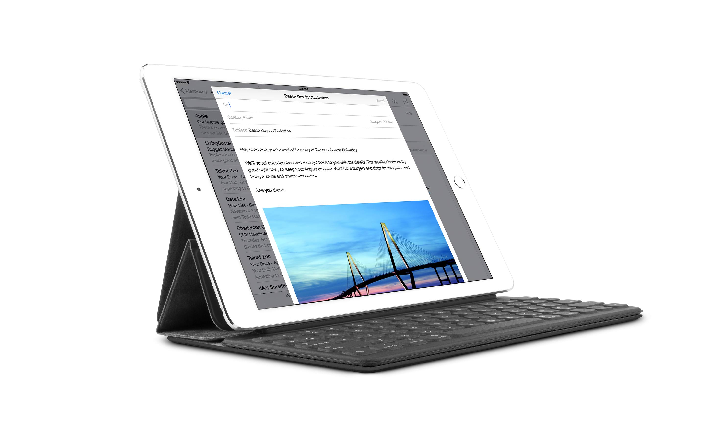 SurfacePad for iPad Pro — 9.7-inch