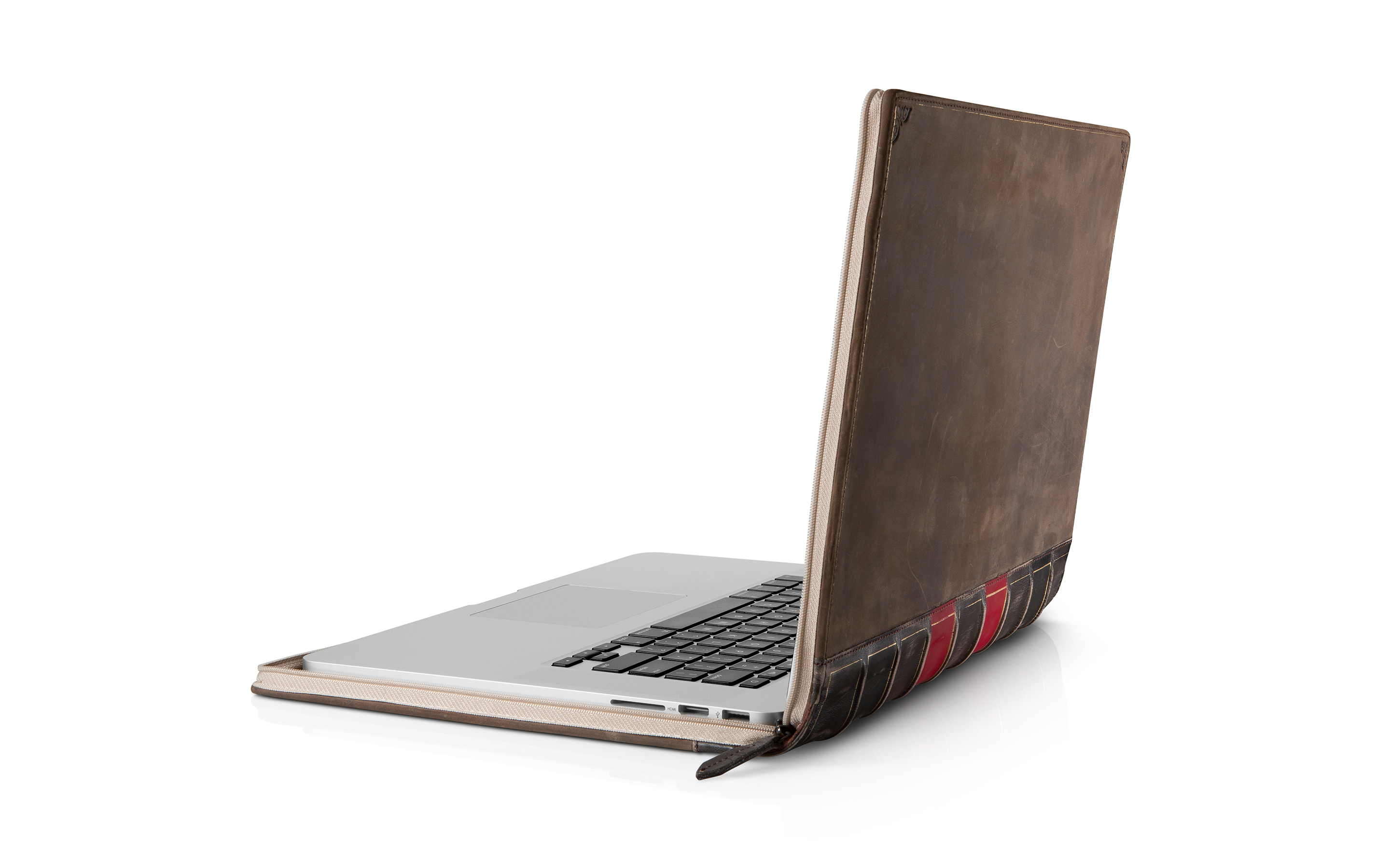 Old Book Case For Macbook : Bookbook for macbook — quot retina twelve south