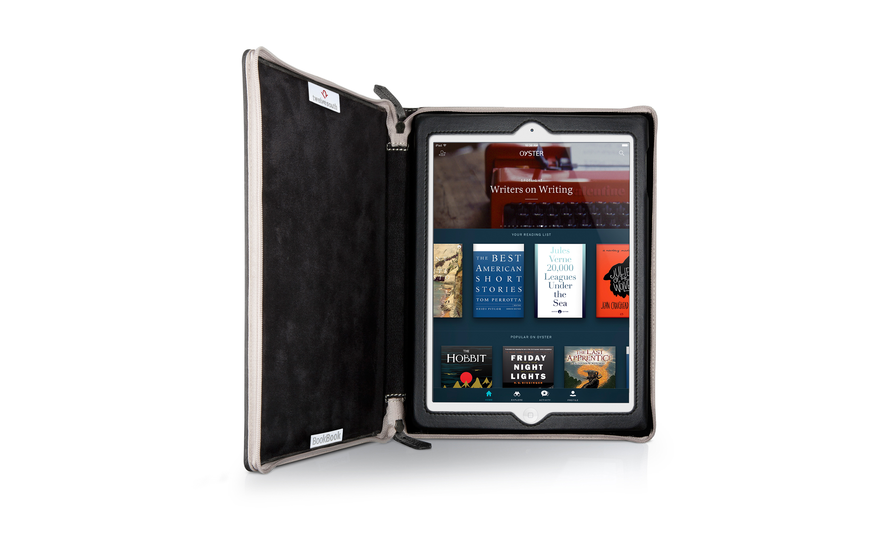 BookBook for iPad — Brown