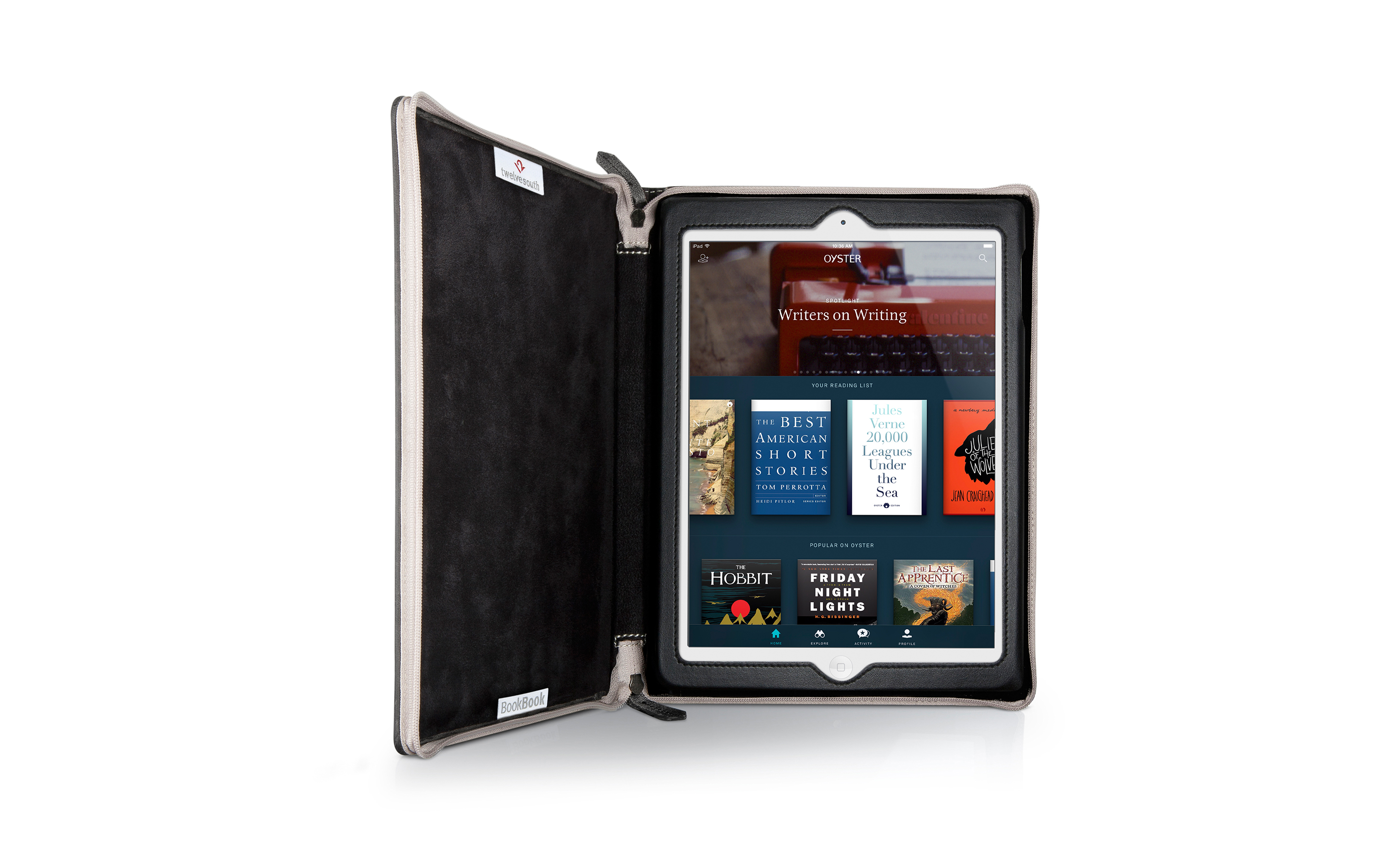 BookBook for iPad — Black
