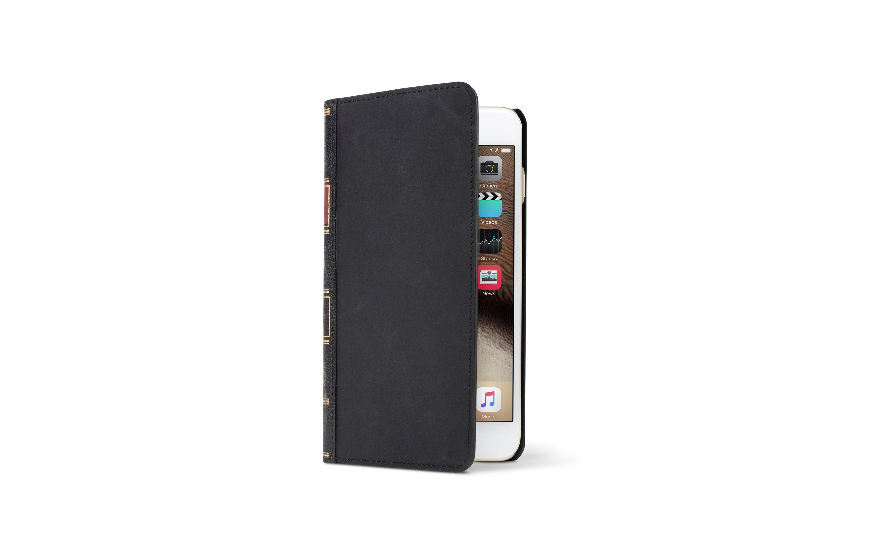 BookBook for iPhone 6 Plus — Black