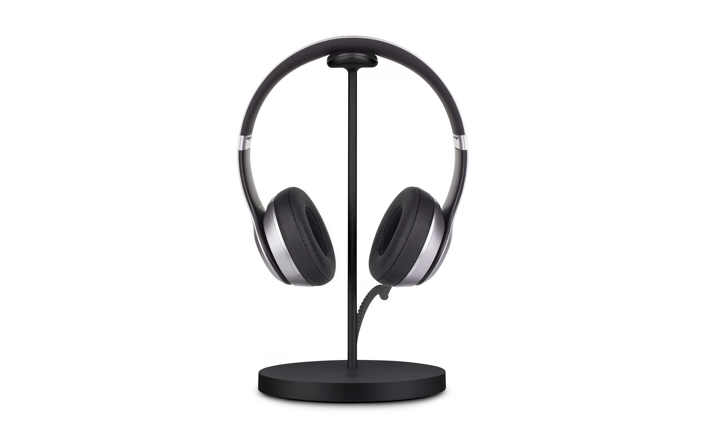 Fermata International Headphone Charging Stand — Black