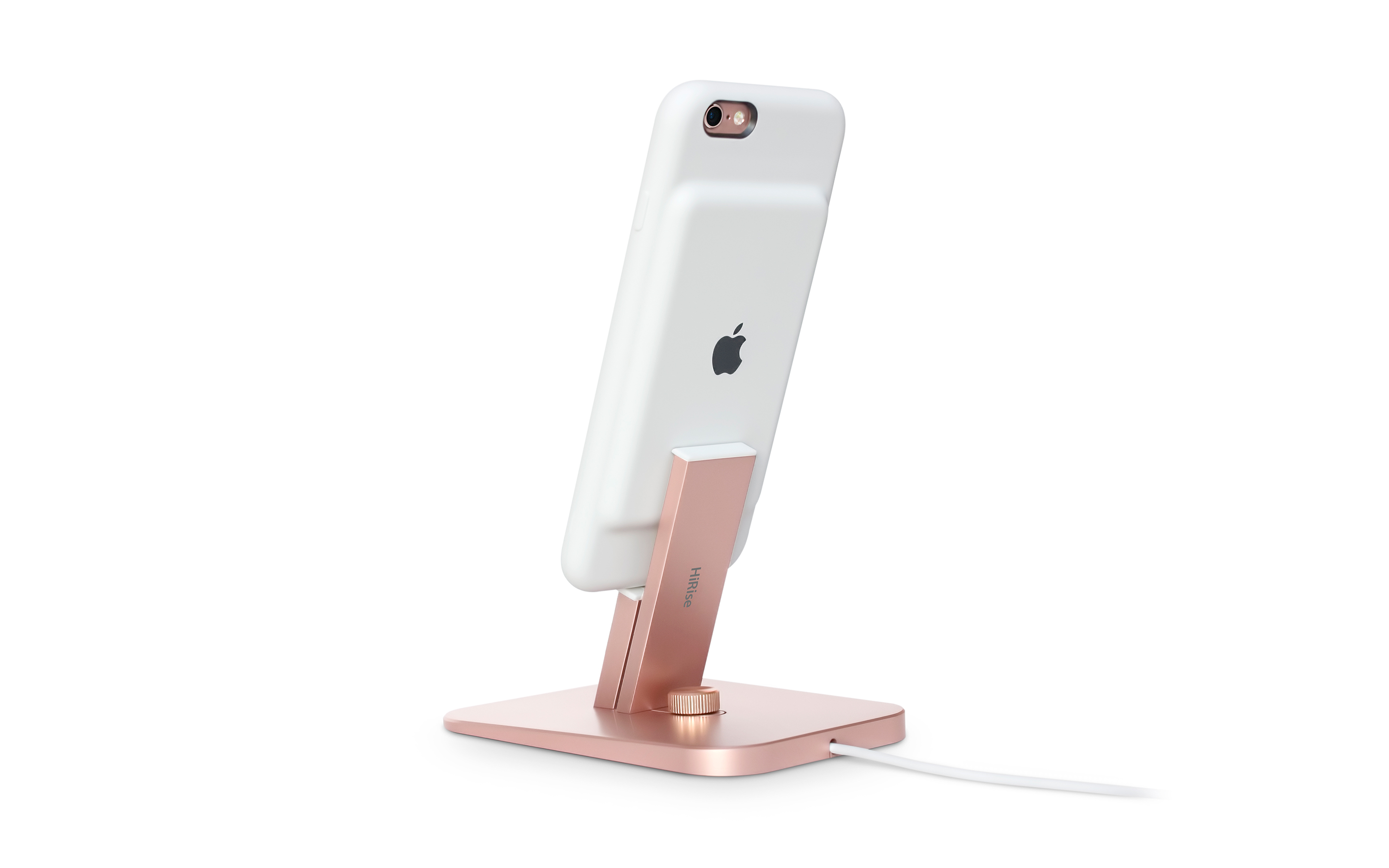 HiRise Deluxe for iPhone & iPad  — Rose Gold