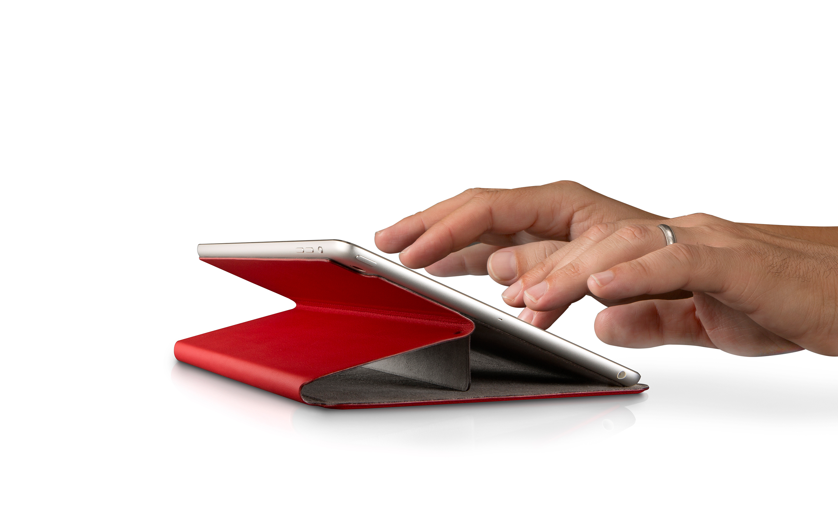 SurfacePad for iPad Air 2 — Red