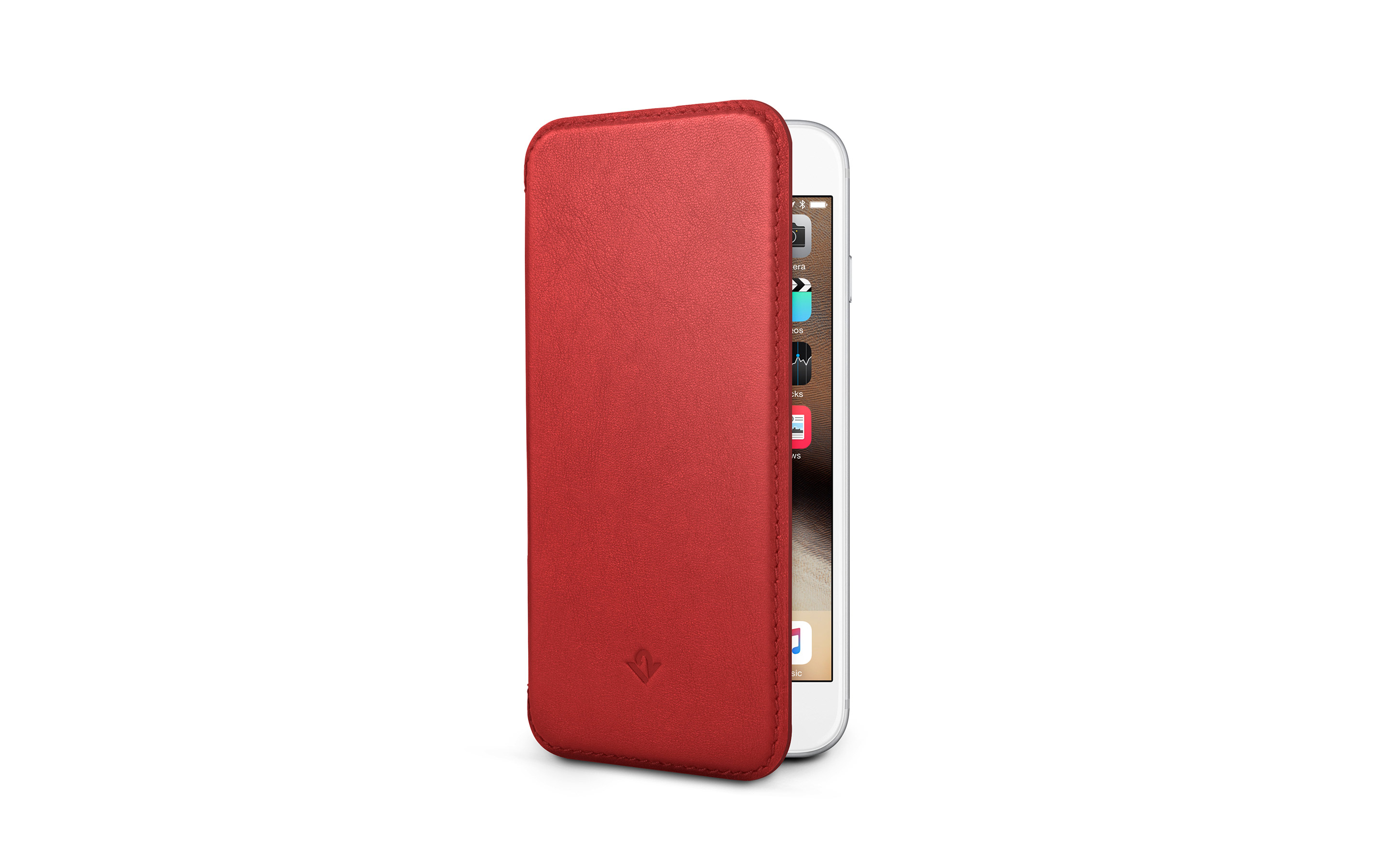 SurfacePad for iPhone — Red Pop — 6 Plus